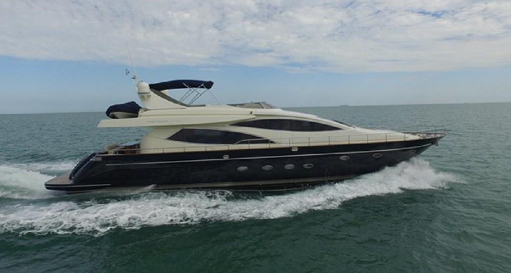 Riva Opera Super 85 Running Photo