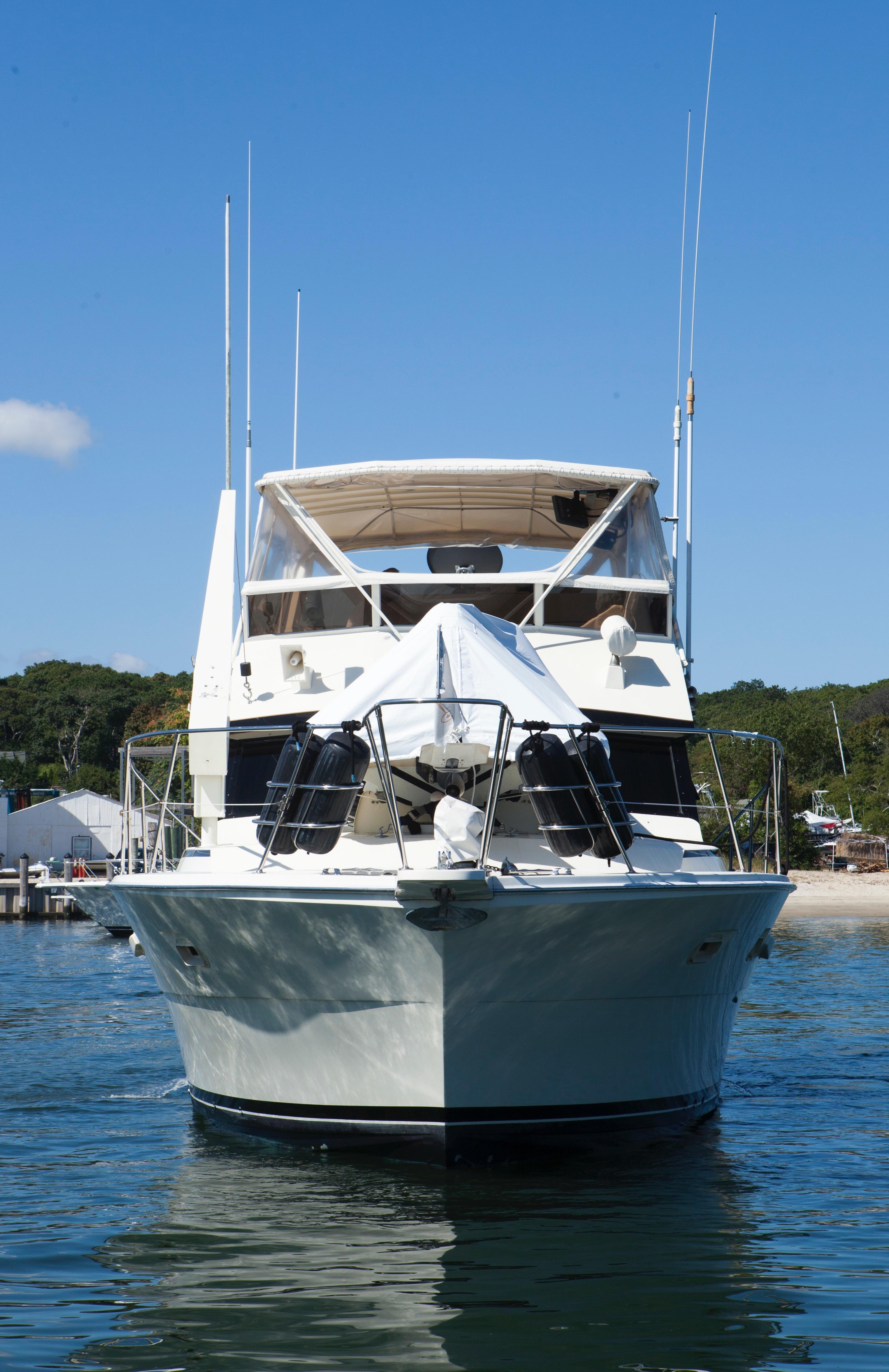 1985 viking 50 cockpit motoryacht yacht for sale in long for 85 viking motor yacht