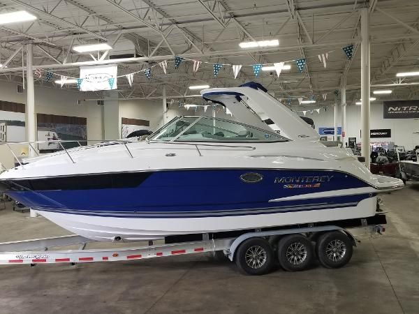 2020 Monterey boat for sale, model of the boat is 295 Sport Yacht & Image # 7 of 34