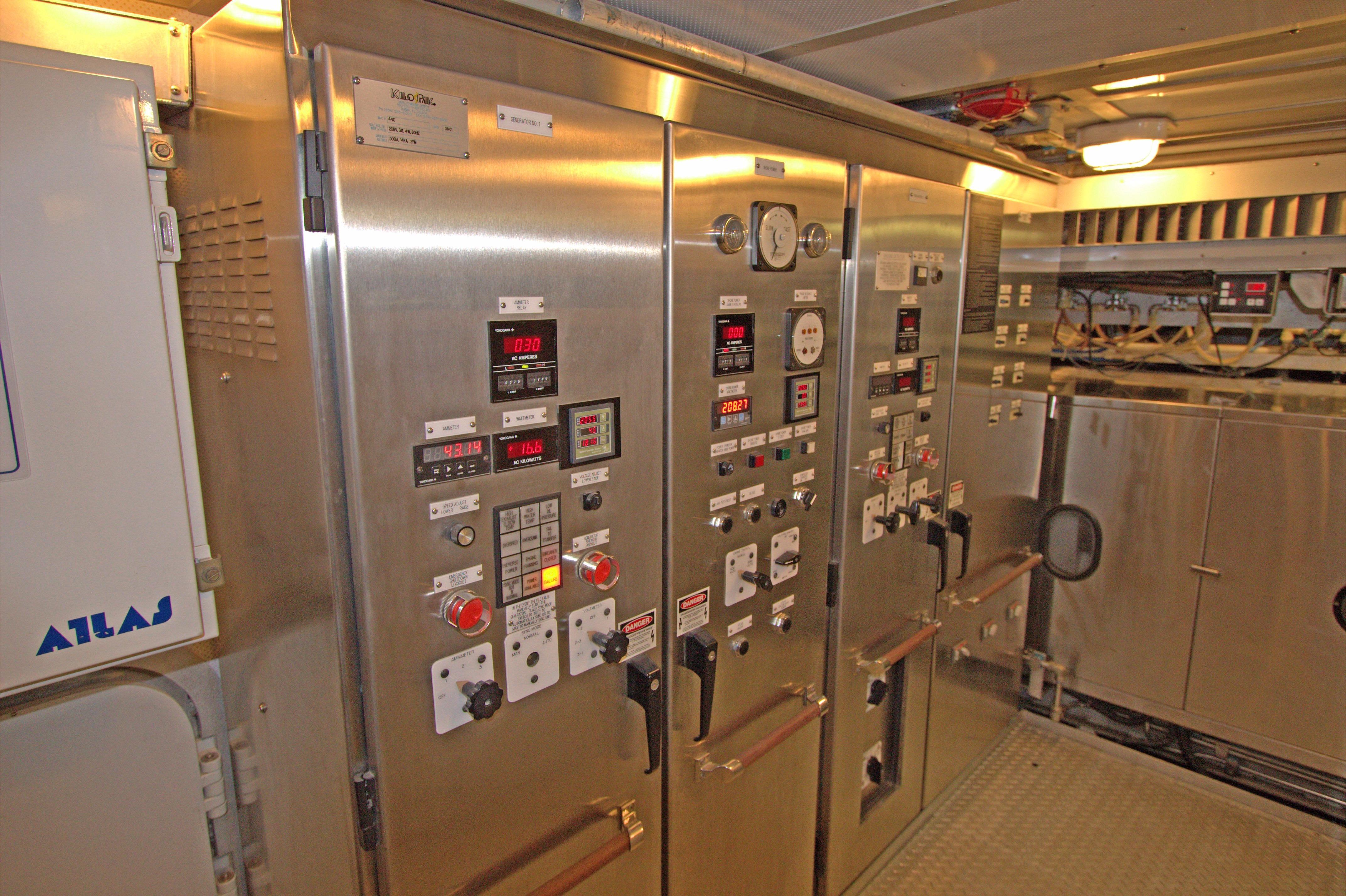 Engine Room (Forward)