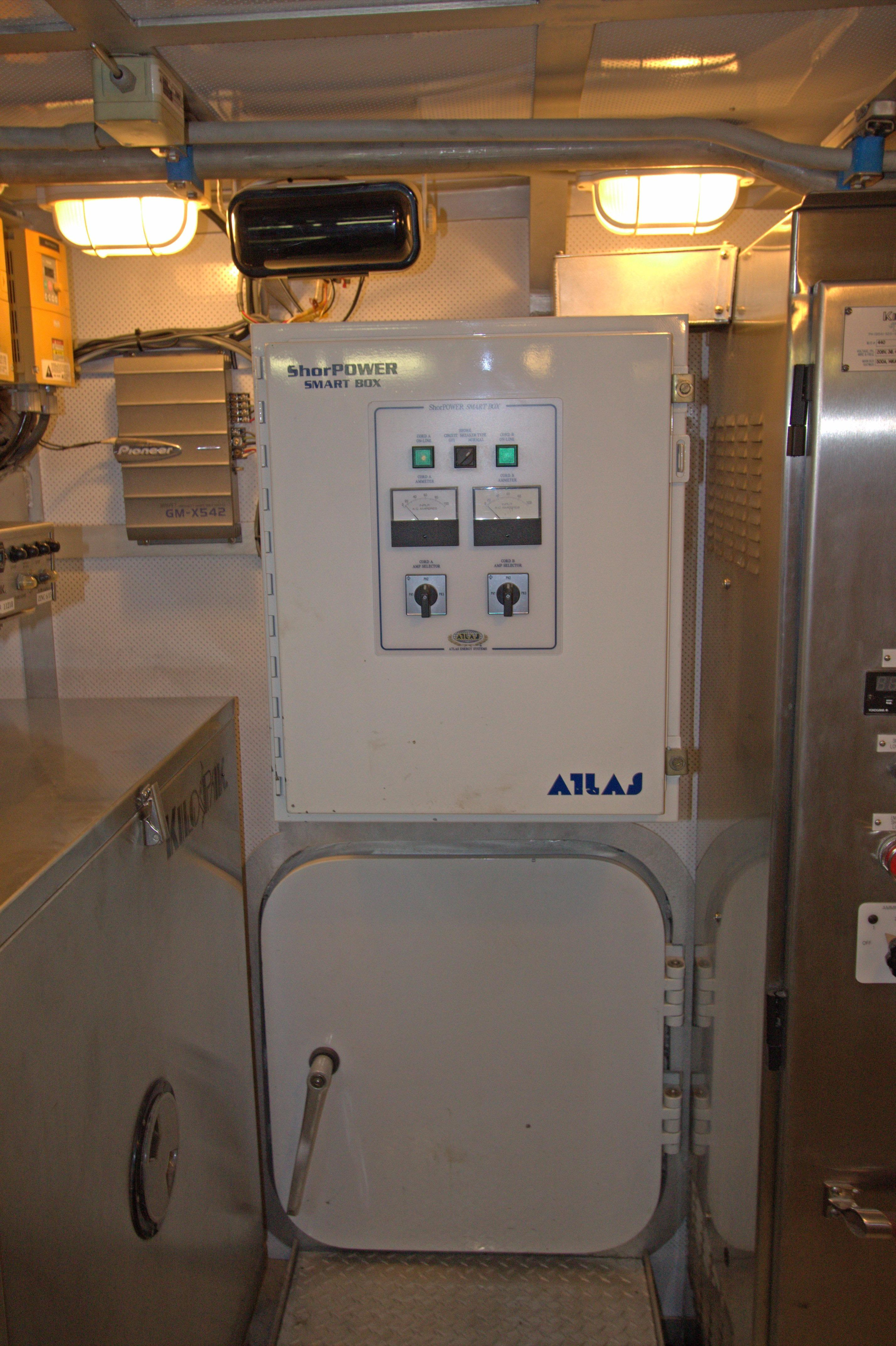 Engine Room Electrical System
