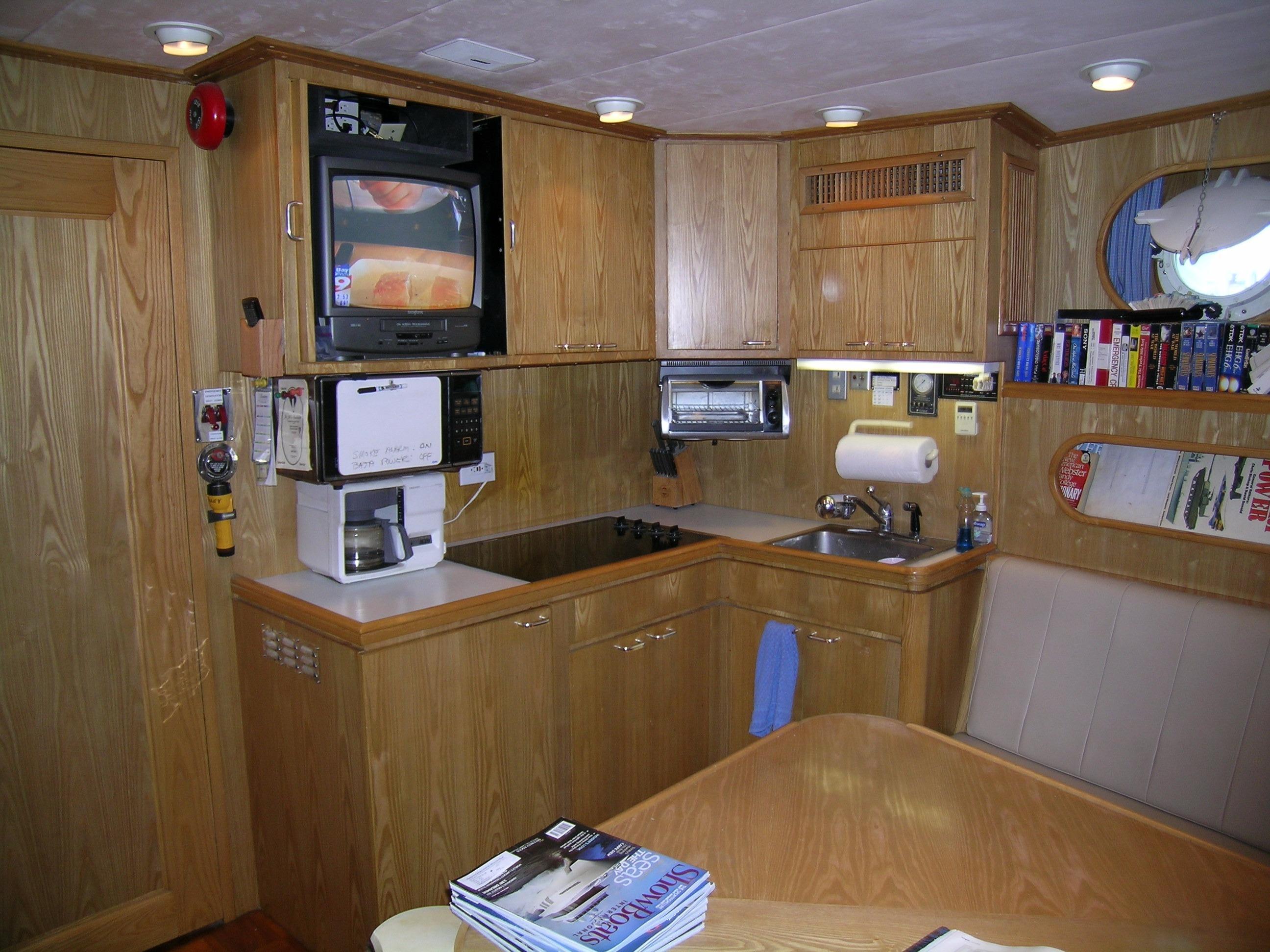Crew Quarters Lounge