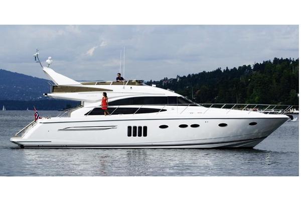 Princess 62 Flybridge boat for sale - 3668848