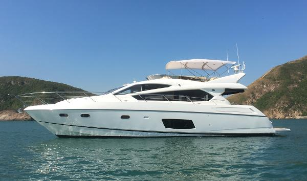 Sunseeker Manhattan 63 Profile