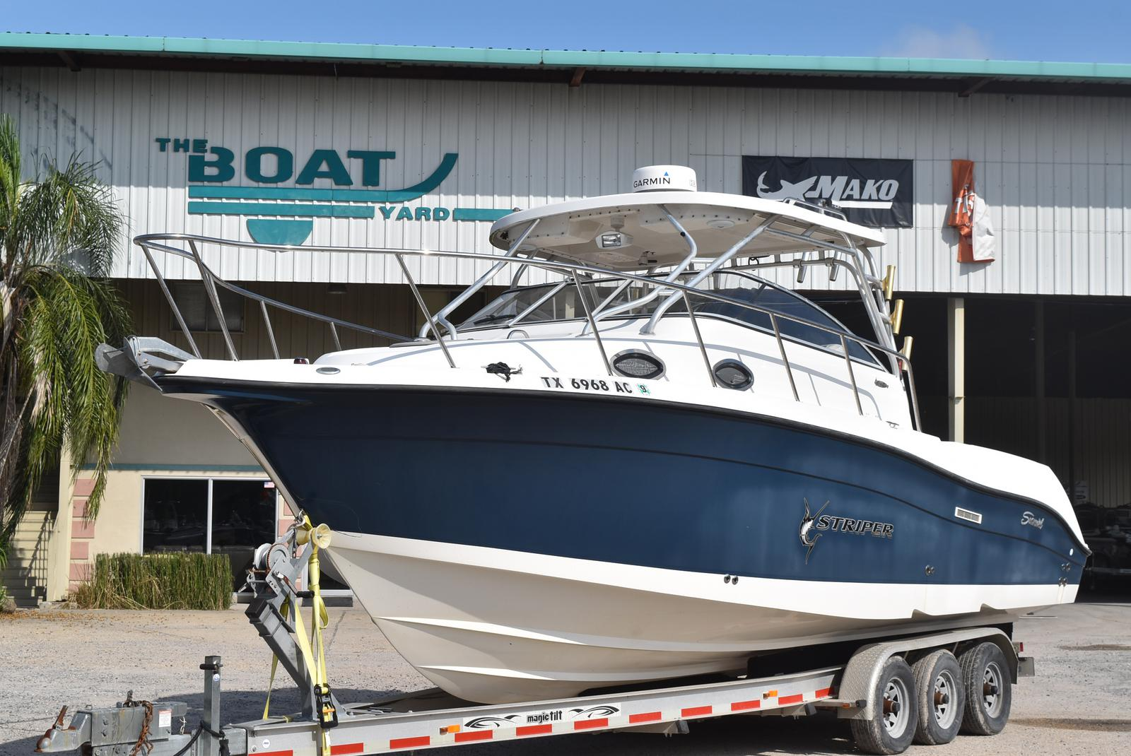 2006 Seaswirl boat for sale, model of the boat is Striper 290 & Image # 1 of 24