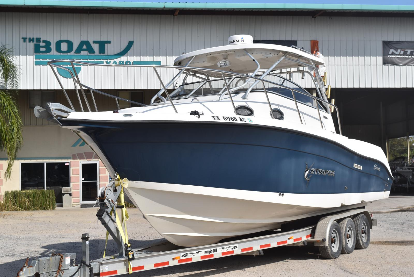 2006 Seaswirl boat for sale, model of the boat is Striper 290 & Image # 20 of 24