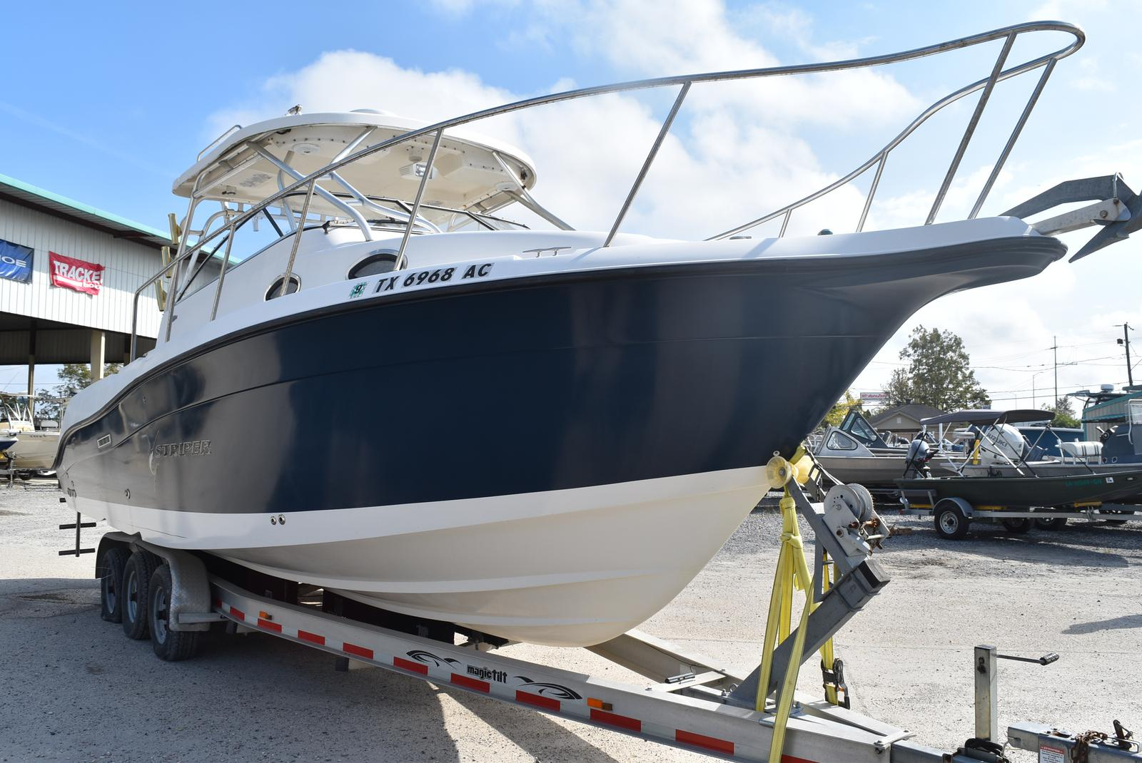 2006 Seaswirl boat for sale, model of the boat is Striper 290 & Image # 21 of 24