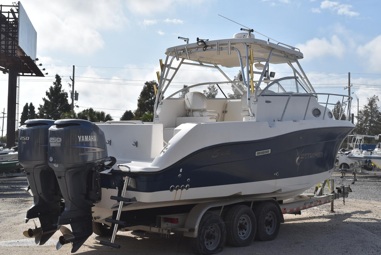 2006 Seaswirl boat for sale, model of the boat is Striper 290 & Image # 22 of 24