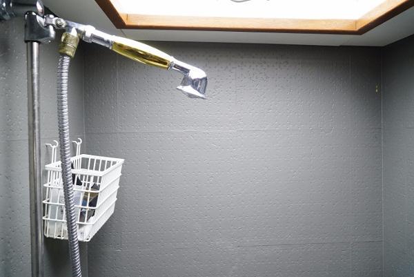 Colvic Watson 35 - Shower