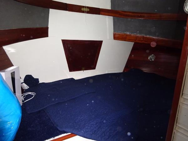 Colvic Watson 35 - Aft cabin