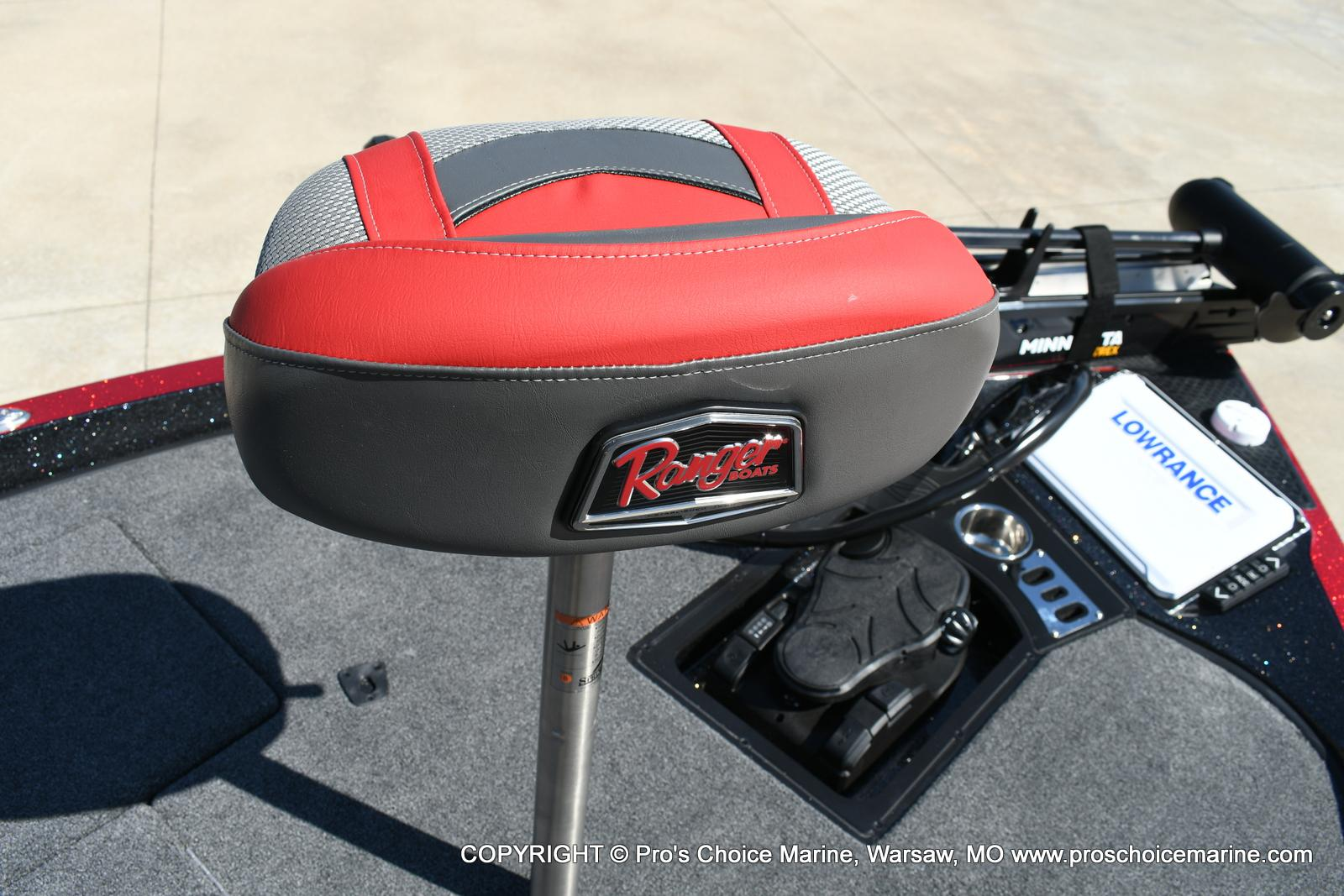 2020 Ranger Boats boat for sale, model of the boat is Z520L Ranger Cup & Image # 11 of 50