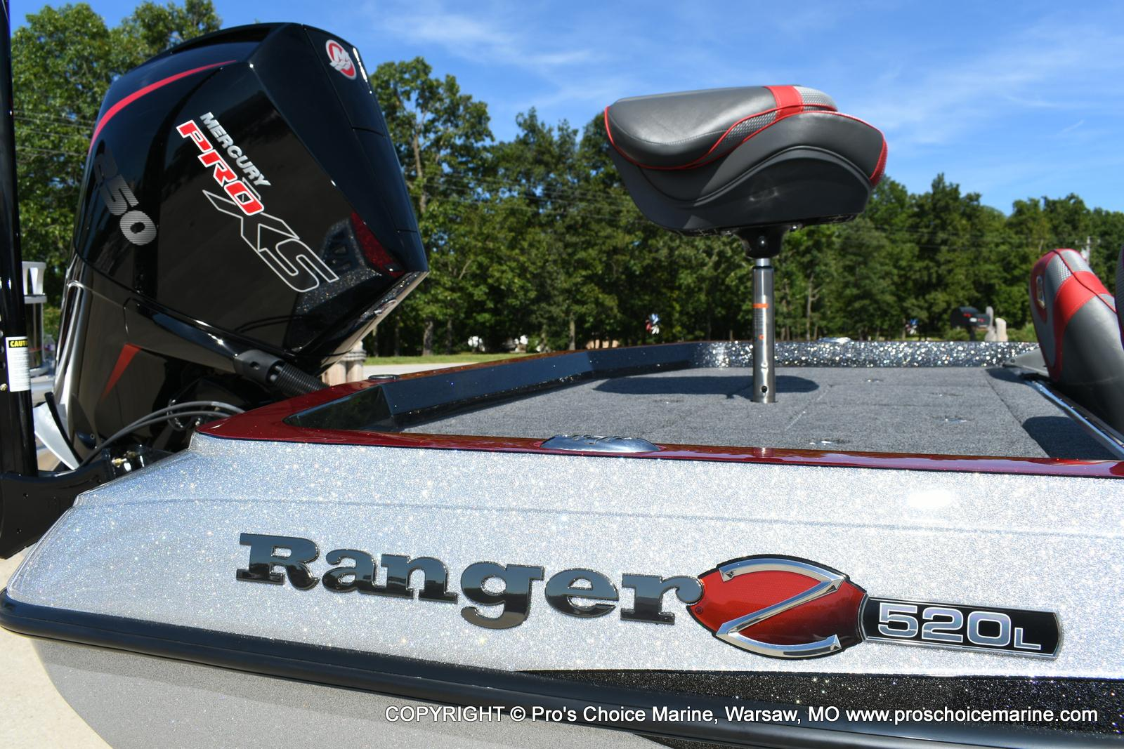 2020 Ranger Boats boat for sale, model of the boat is Z520L Ranger Cup & Image # 23 of 50