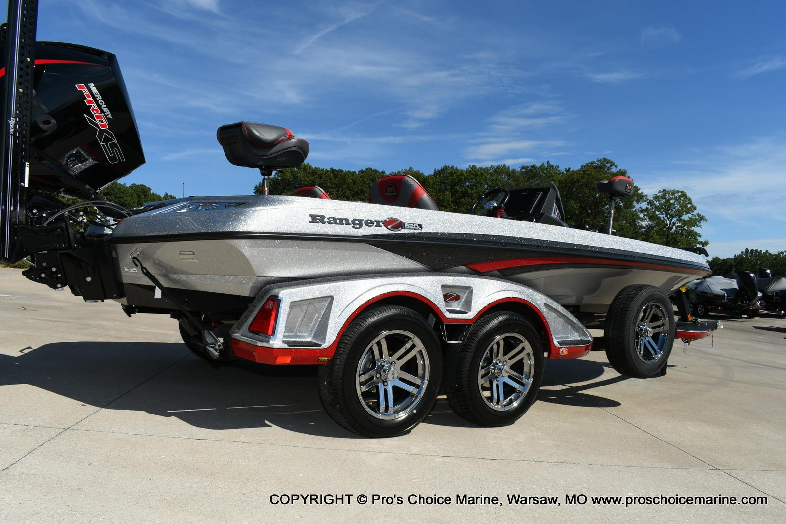 2020 Ranger Boats boat for sale, model of the boat is Z520L Ranger Cup & Image # 24 of 50
