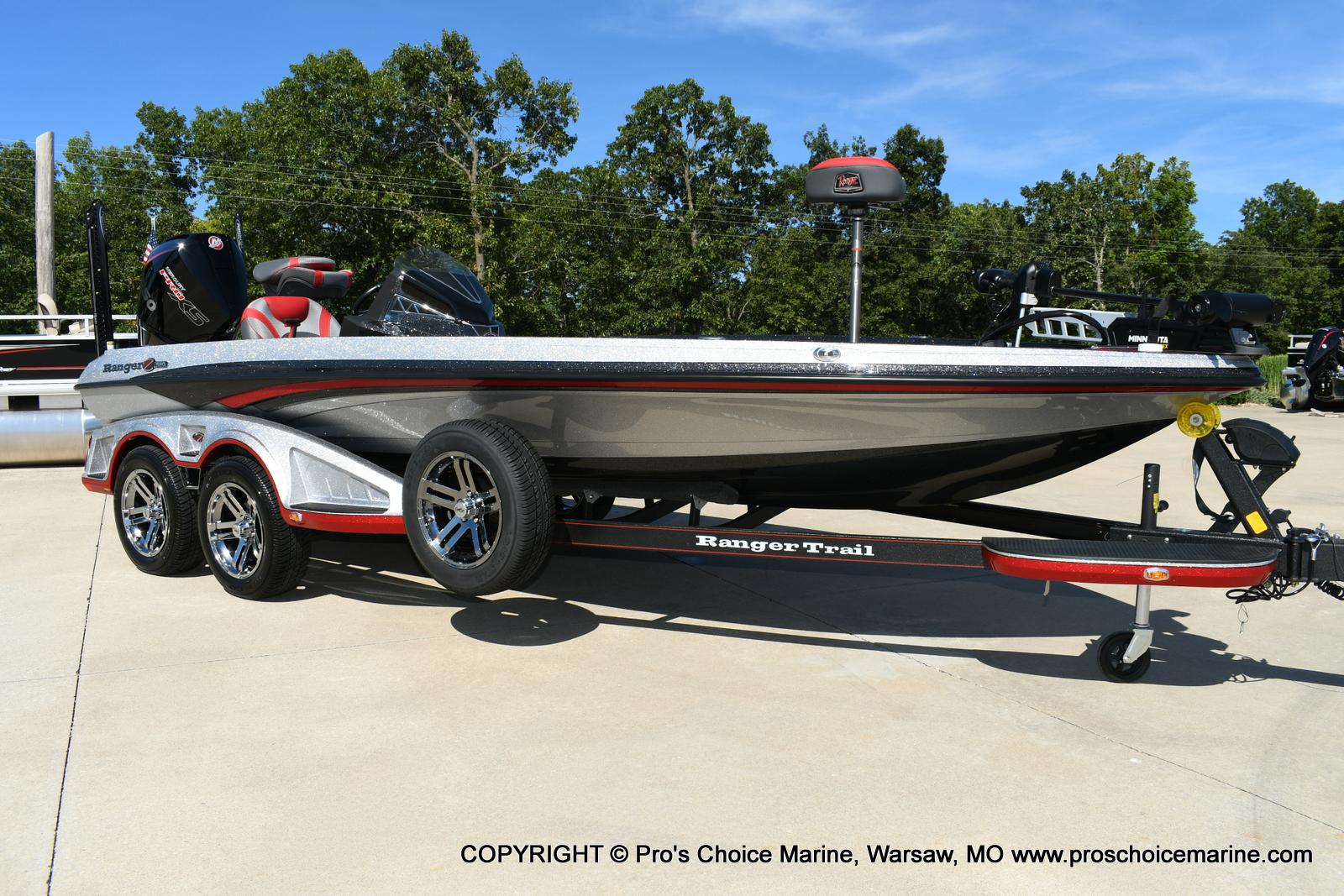 2020 Ranger Boats boat for sale, model of the boat is Z520L Ranger Cup & Image # 31 of 50