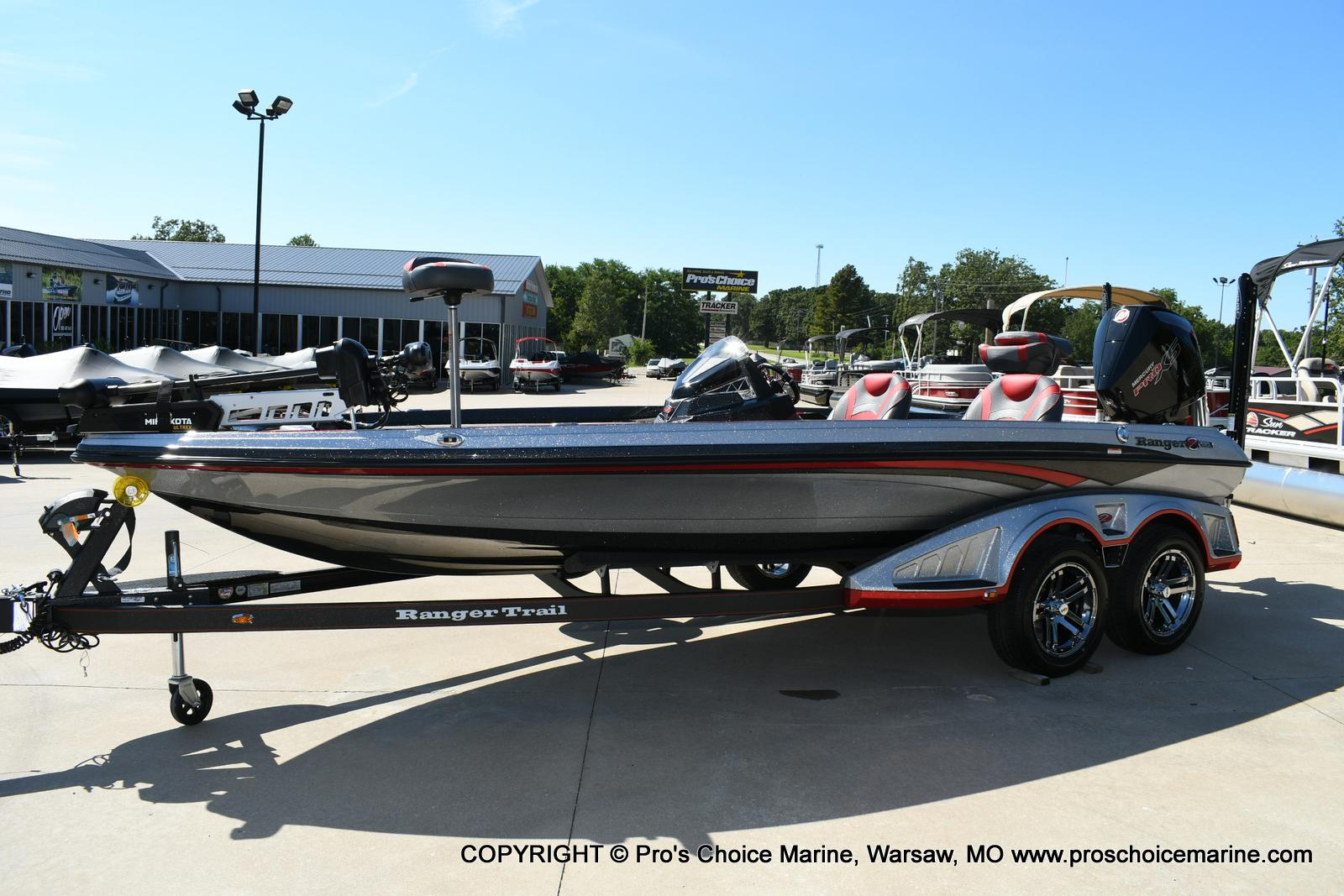 2020 Ranger Boats boat for sale, model of the boat is Z520L Ranger Cup & Image # 46 of 50