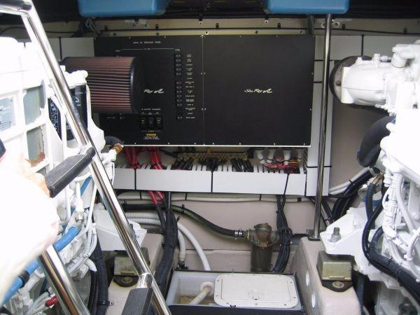 Sea Ray 52 Foot Boat
