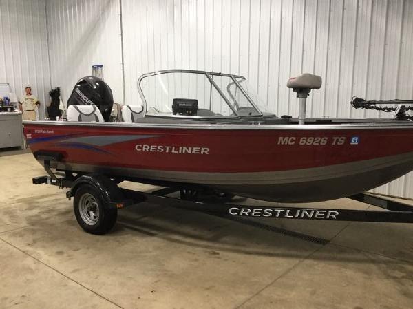 2014 CRESTLINER 1750 FISH HAWK for sale