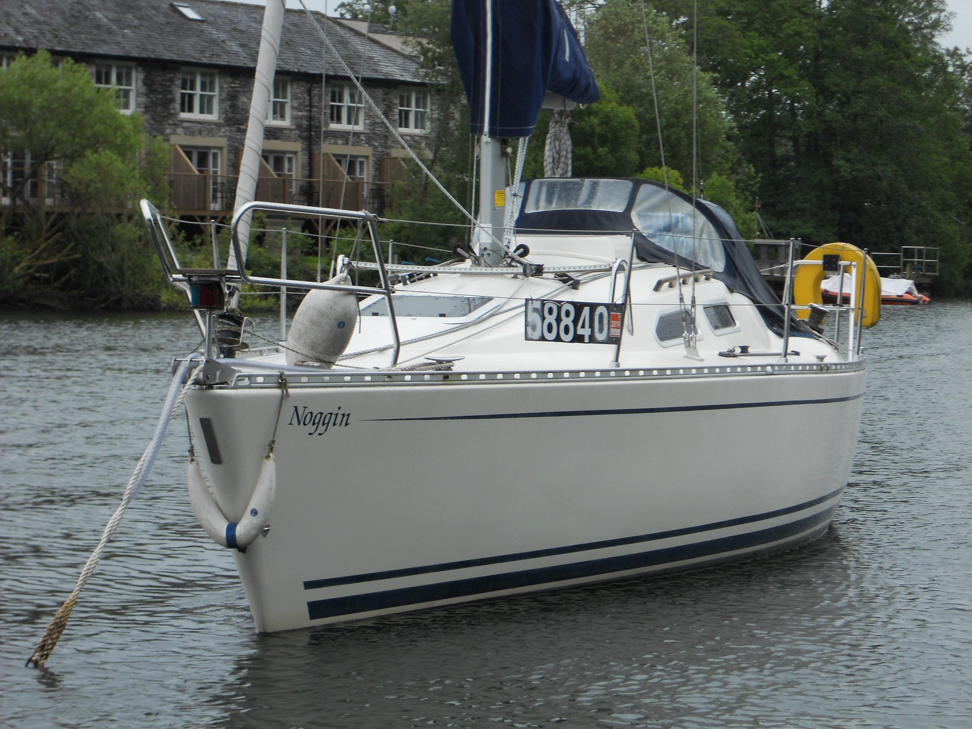 Hanse 300