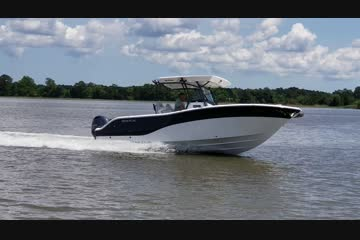 Sea Fox 266 Commander video