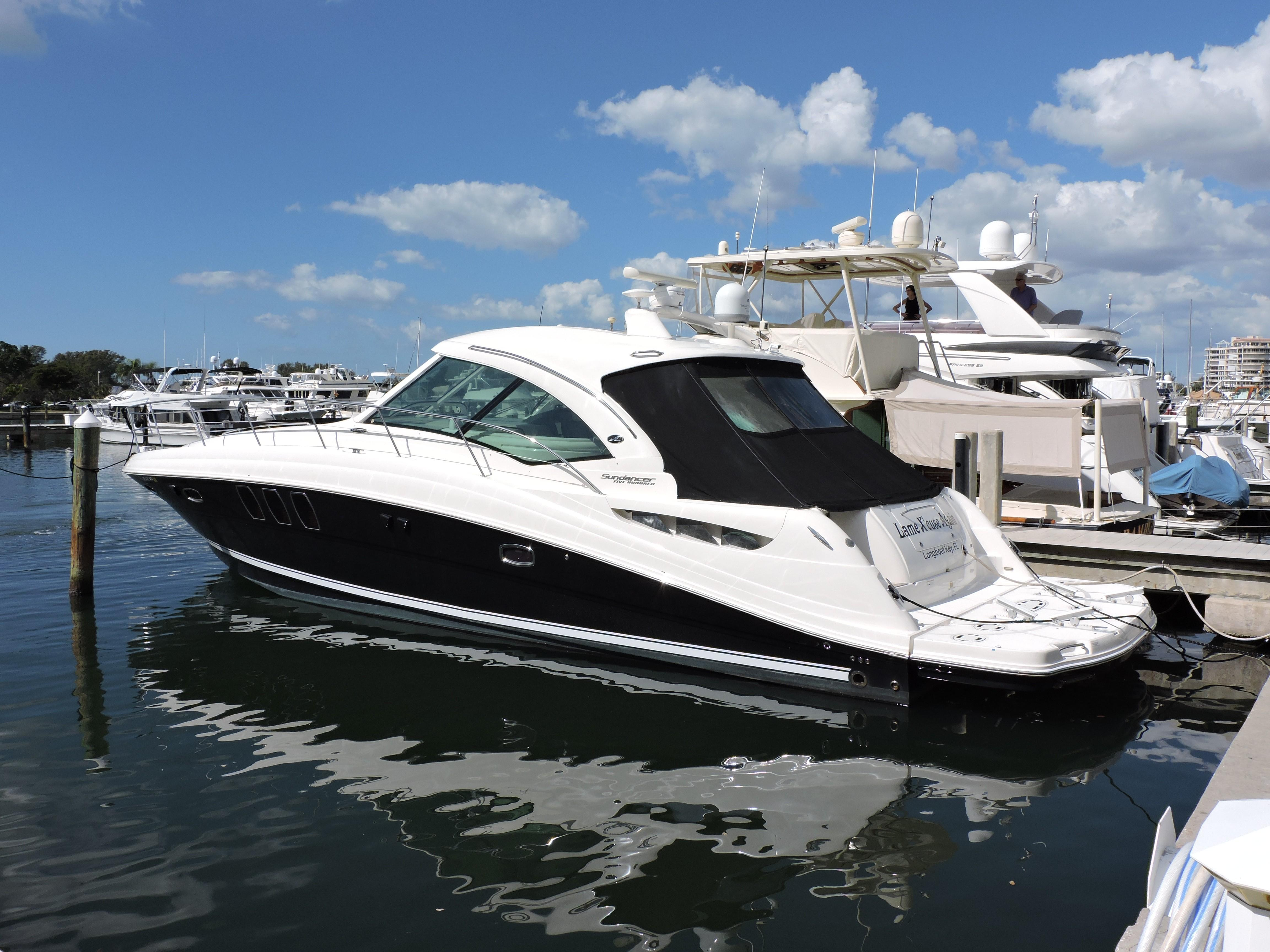 50' Sea Ray Sundancer 2010