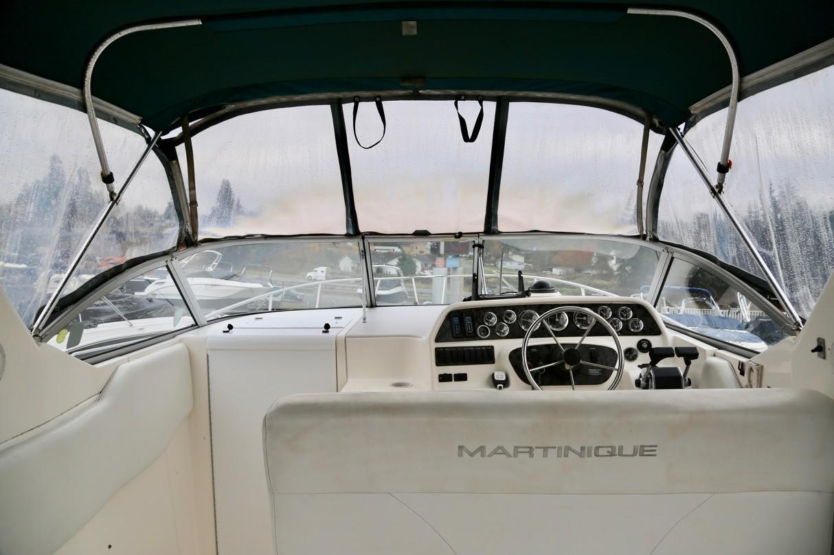 1997 Wellcraft 2800 Martinique