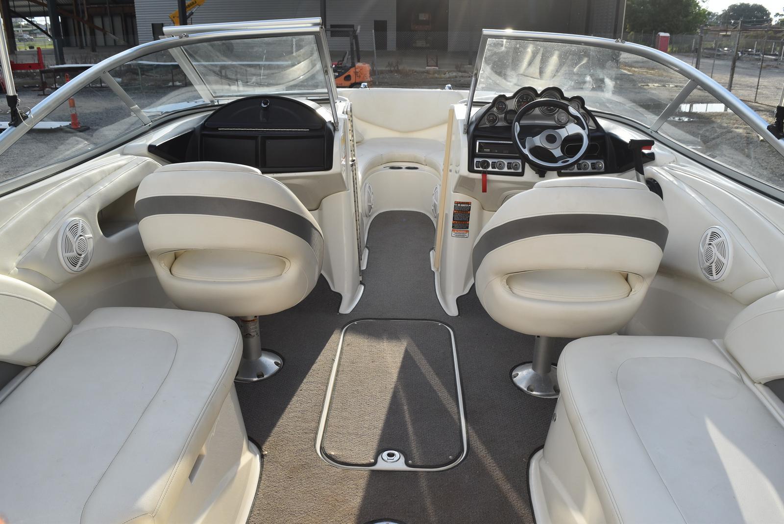 2010 Bayliner boat for sale, model of the boat is 235BR & Image # 16 of 43