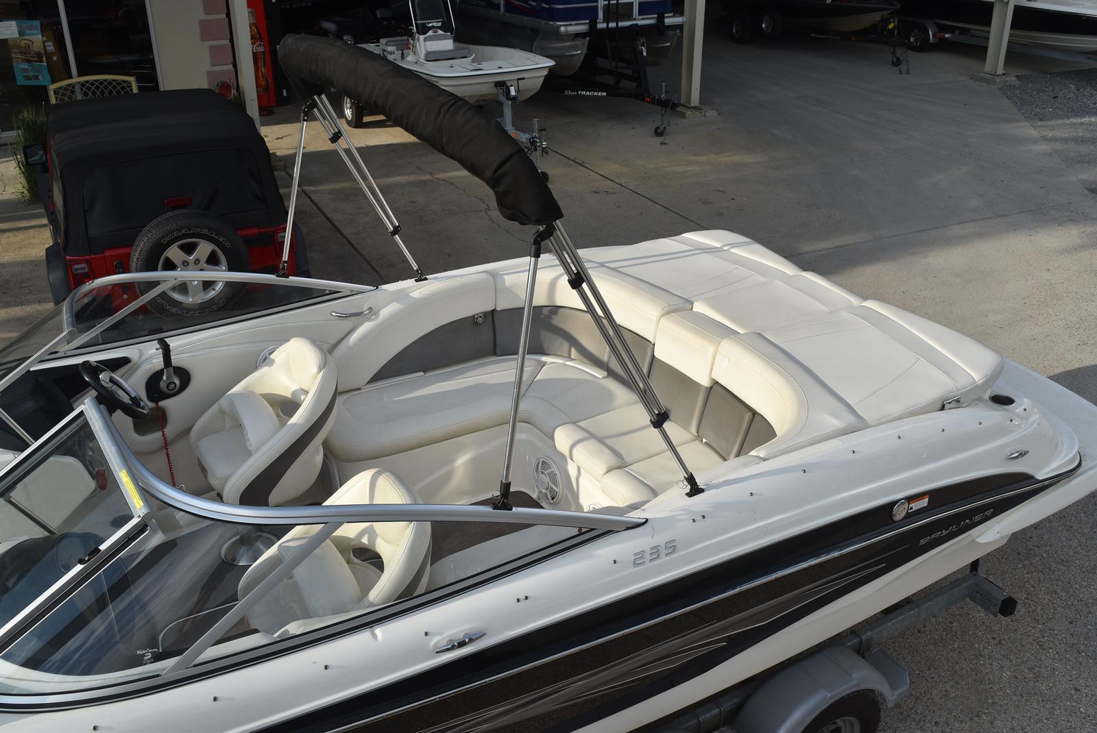 2010 Bayliner boat for sale, model of the boat is 235BR & Image # 23 of 43