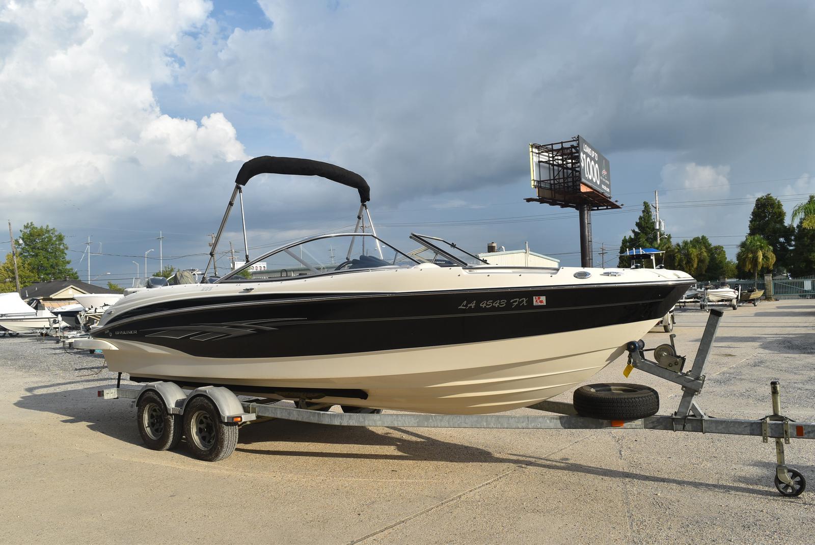2010 Bayliner boat for sale, model of the boat is 235BR & Image # 38 of 43