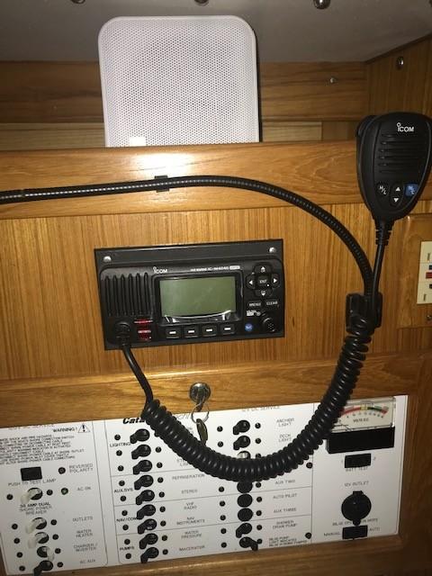 Nav Station with VHF Radio