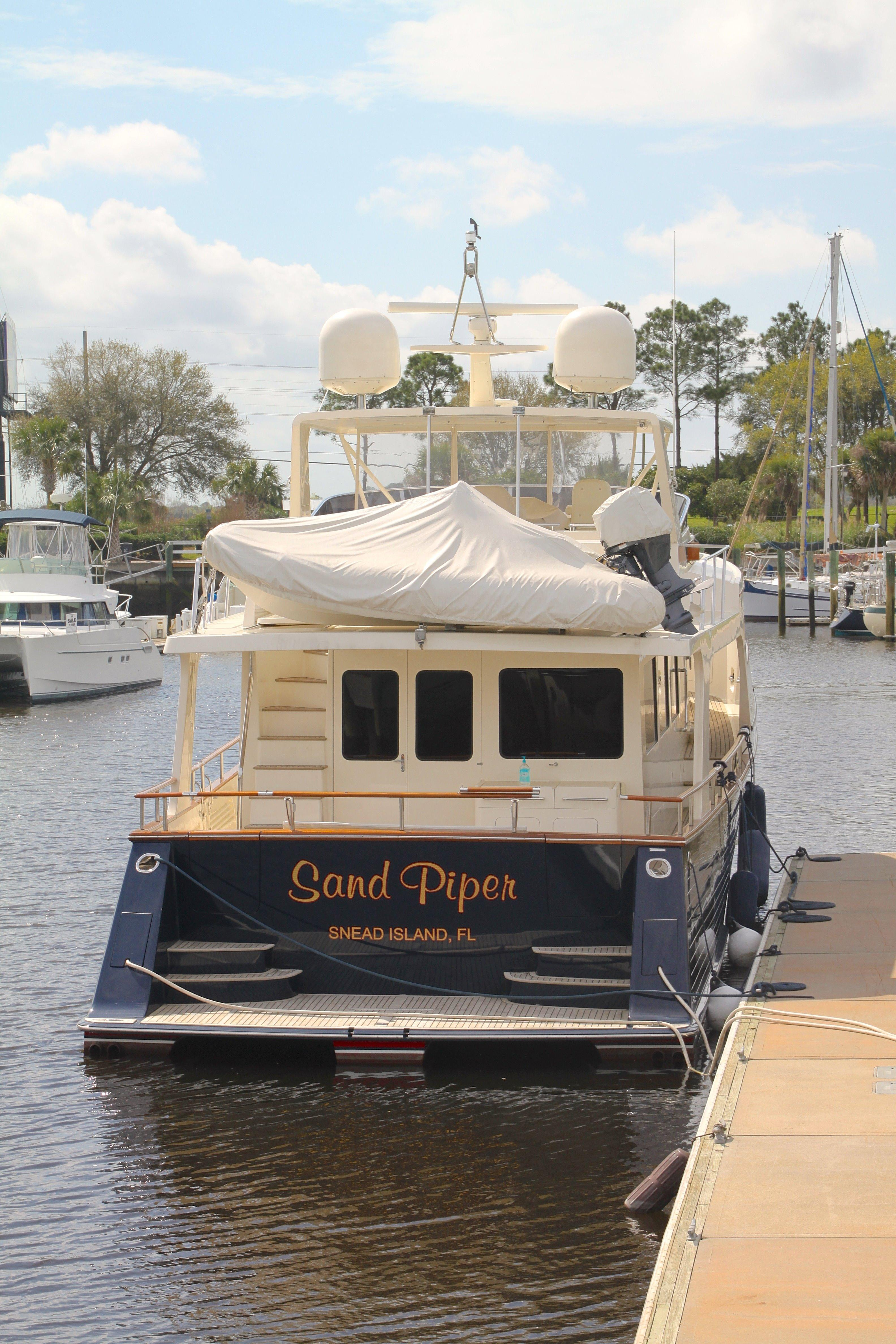 70 marlow explorer 2004 sand piper for sale in south for Marlow builders