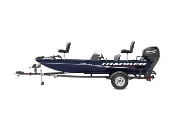 2020 Tracker Boats boat for sale, model of the boat is Pro 170 & Image # 31 of 34