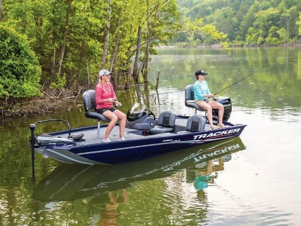 2020 Tracker Boats boat for sale, model of the boat is Pro 170 & Image # 33 of 34