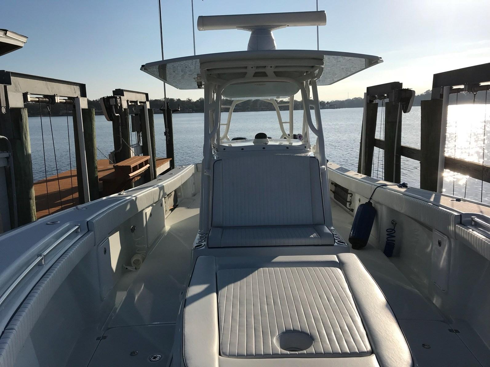 2014 Yellowfin 39