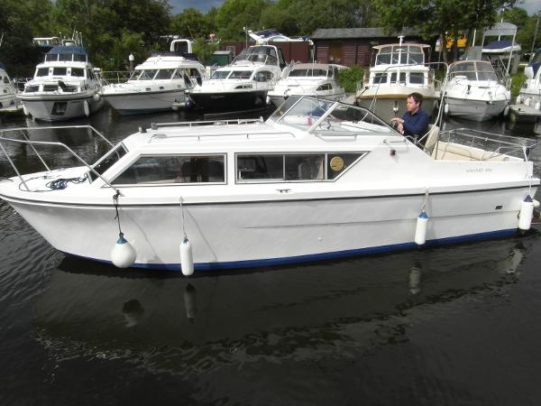 Viking 26 wide beam