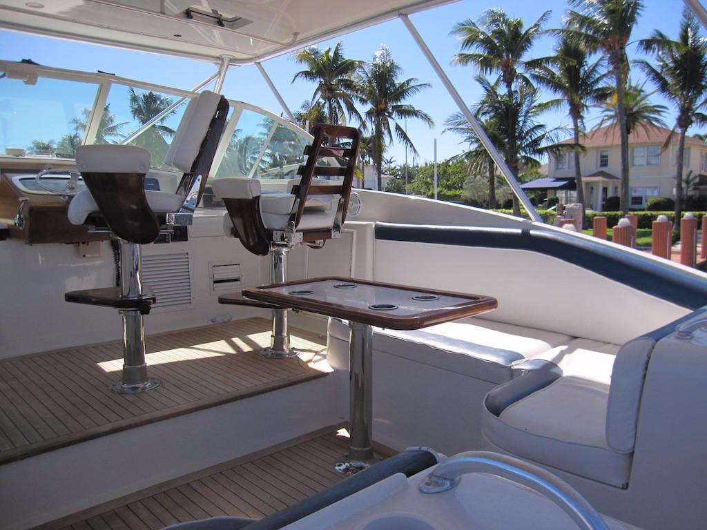 Helm Deck Starboard