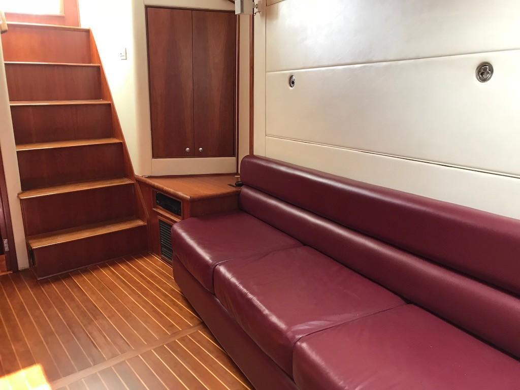 Main Salon Couch