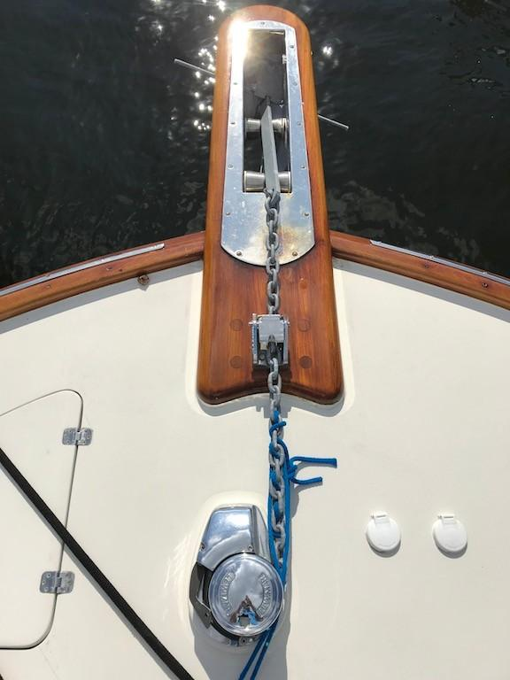 Anchor and Anchor Windlass