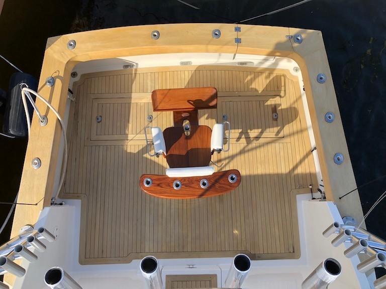 Cockpit Overhead