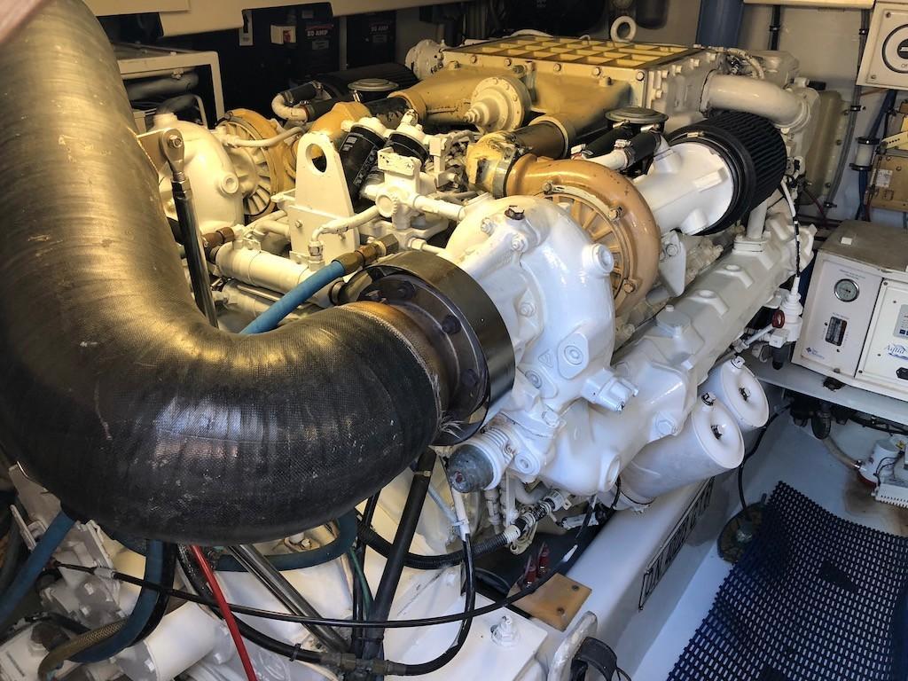 Port Main Engine