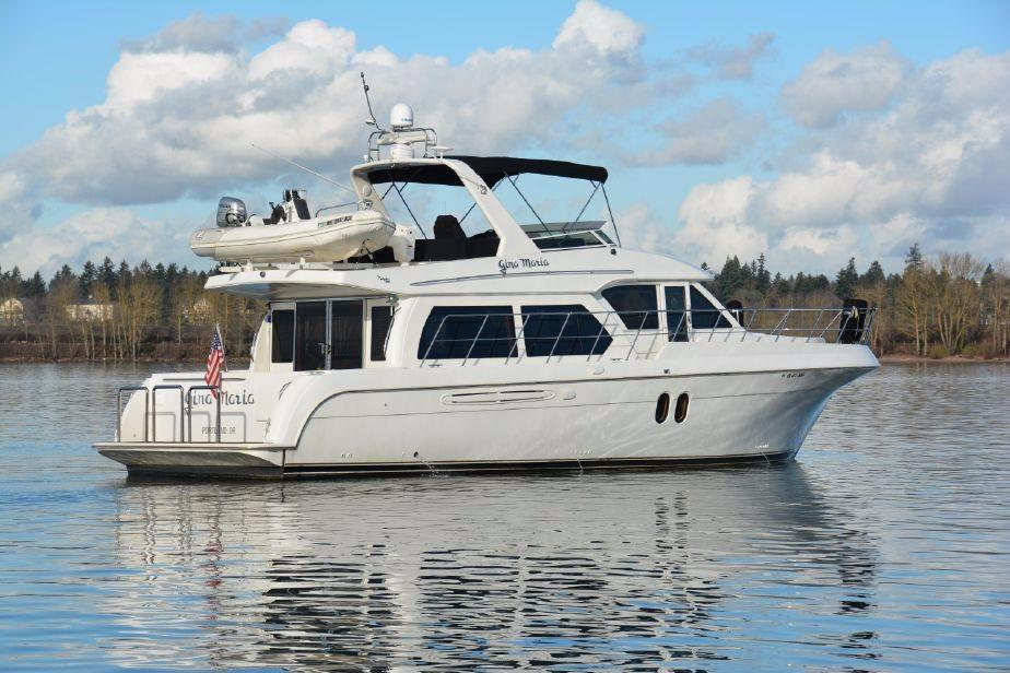 2008 Navigator 5100 Yacht For Sale In Portland Or
