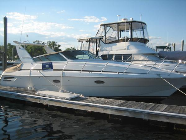 Trojan 400 Express Yacht Brokerage Broker