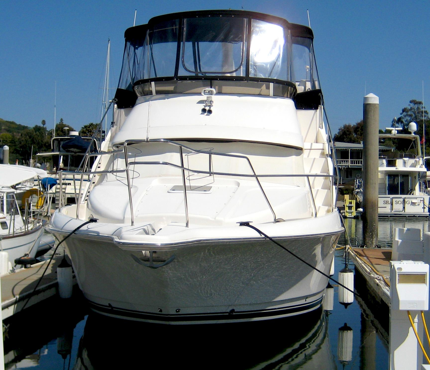 39 silverton 2000 closer to the sun for sale in san rafael for Silverton motor yachts for sale