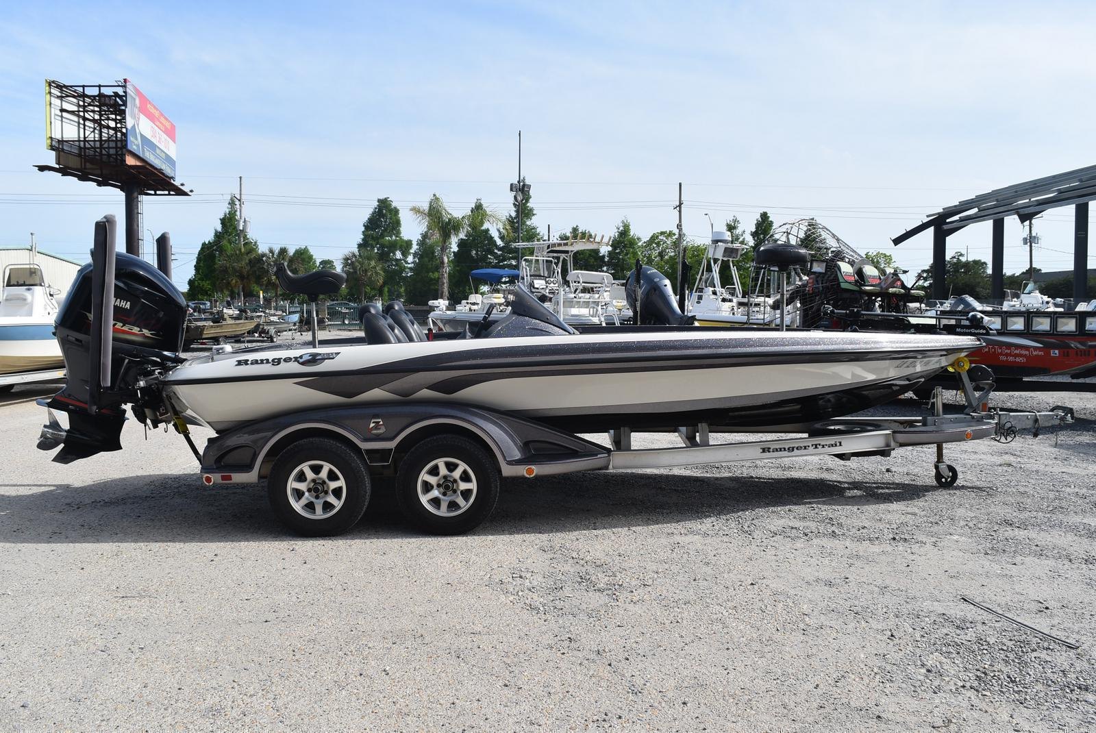 2010 Ranger Boats boat for sale, model of the boat is Z521 Comanche & Image # 20 of 35