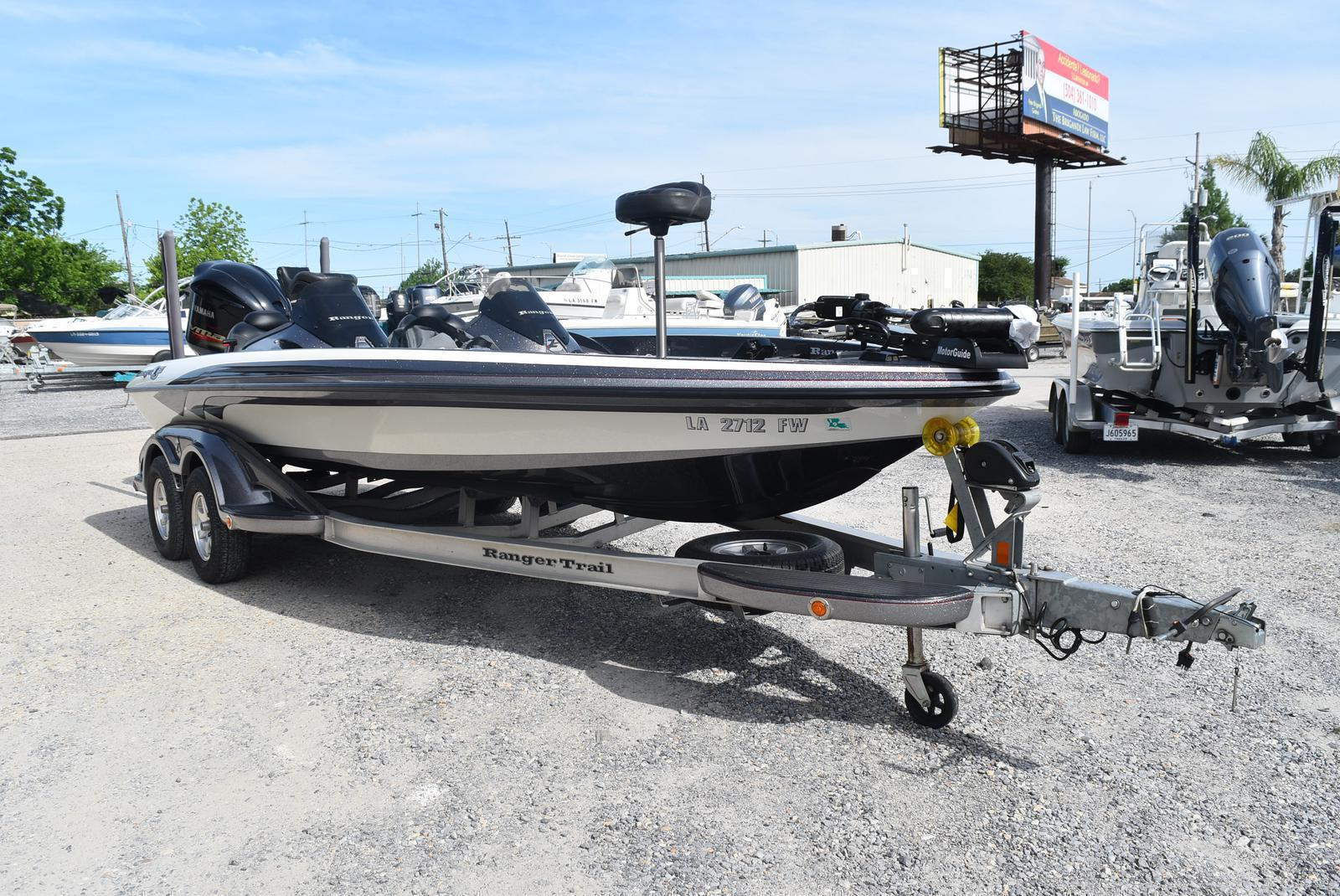 2010 Ranger Boats boat for sale, model of the boat is Z521 Comanche & Image # 21 of 35