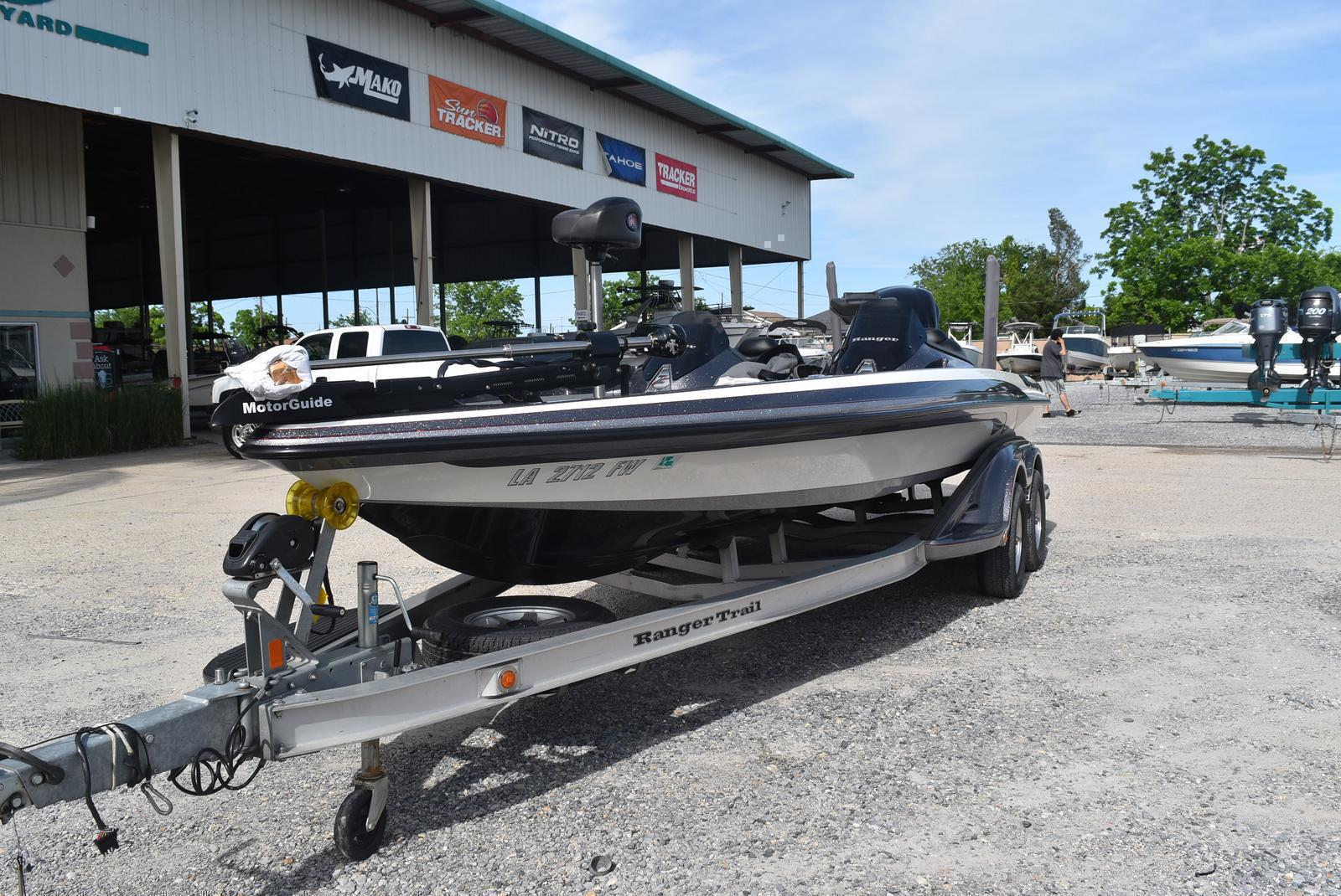 2010 Ranger Boats boat for sale, model of the boat is Z521 Comanche & Image # 28 of 35