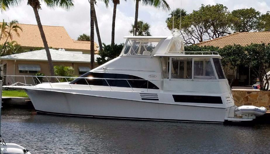 Ocean Yachts 44 Motoryacht