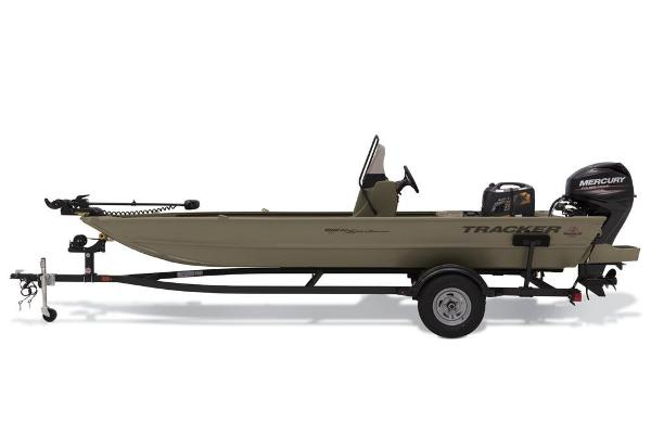 2020 Tracker Boats boat for sale, model of the boat is Grizzly 1860 CC Sportsman & Image # 12 of 46