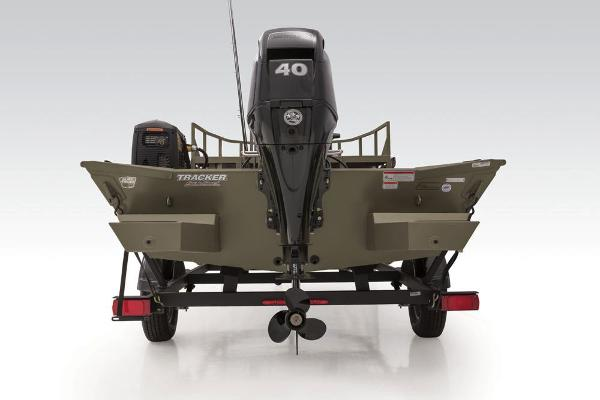 2020 Tracker Boats boat for sale, model of the boat is Grizzly 1860 CC Sportsman & Image # 22 of 46