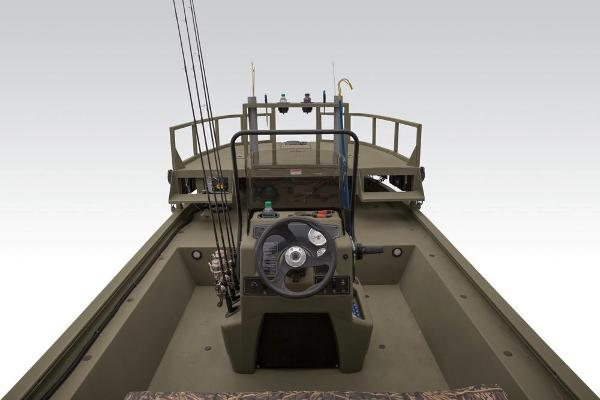 2020 Tracker Boats boat for sale, model of the boat is Grizzly 1860 CC Sportsman & Image # 33 of 46