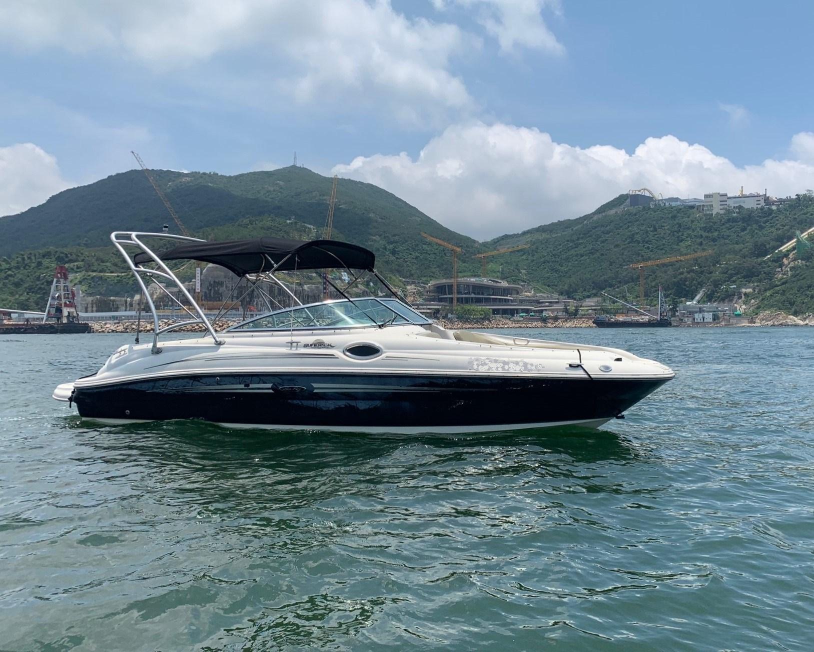 Sea Ray 240 Sundeck Profile